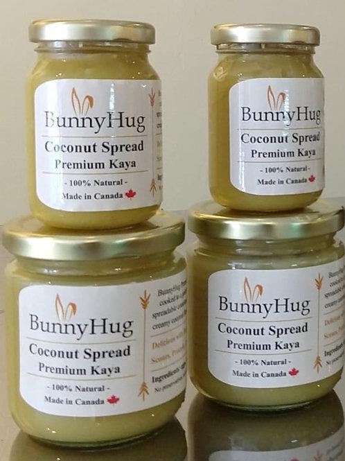 Bunny Hug: Coconut Spread