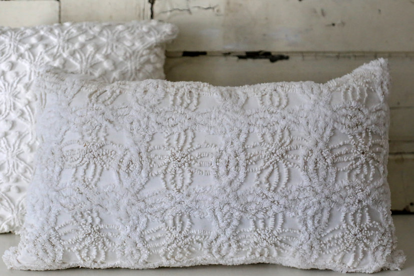 Chenille Pillow Slip
