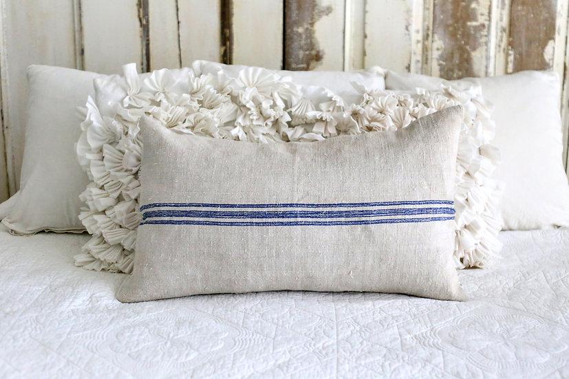 Grain Sack Pillow Slip
