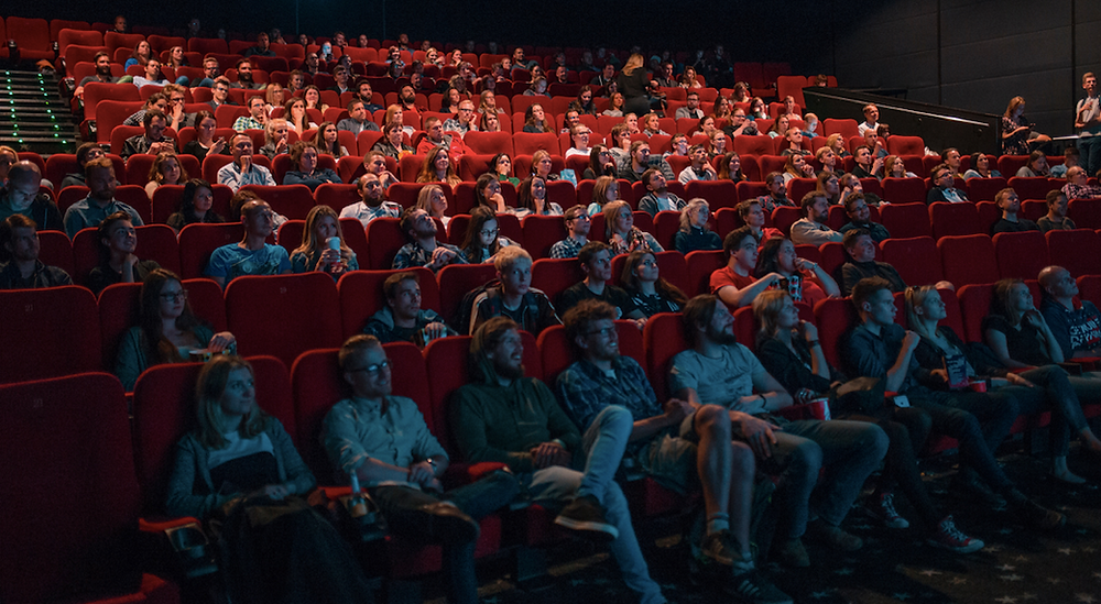 Cinema Audiences: re-targeting loyal customers and advertising new releases.