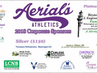 2018 Corporate Sponsors