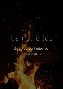 Its not a Job
