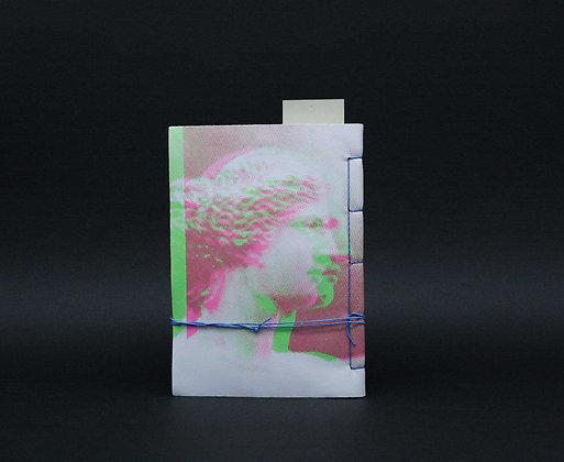 Leather Journal Notebook A5, Aphrodite & Diadoumenos