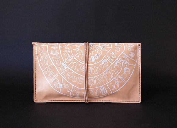 Purse Clutch (envelope), Phaistos Disc