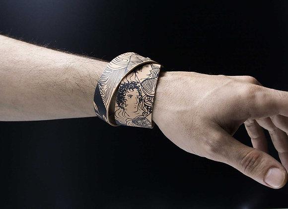 Leather Bracelet, The Abduction