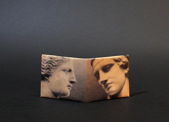 Leather Wallet, Aphrodite & Diadoumenos