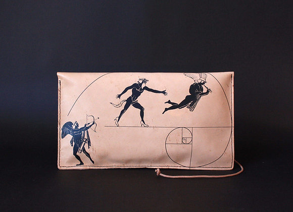 Purse Clutch (envelope), Eros & Satyr