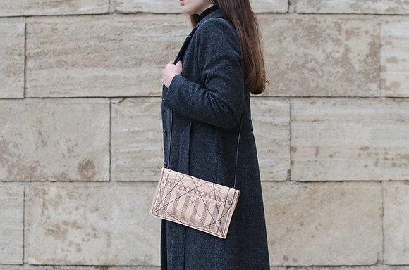 Leather Handbag Golden Ratio
