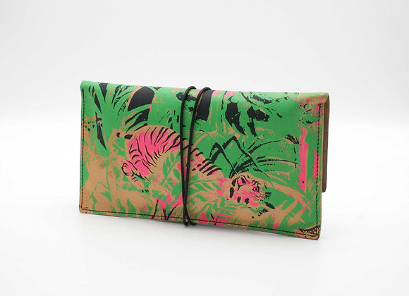 Purse Clutch (envelope), Rousseau's Pink Tiger