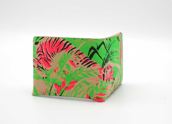 Leather Wallet, Rousseau's Pink Tiger