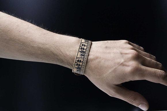 Leather Bracelet, Geometrical Period