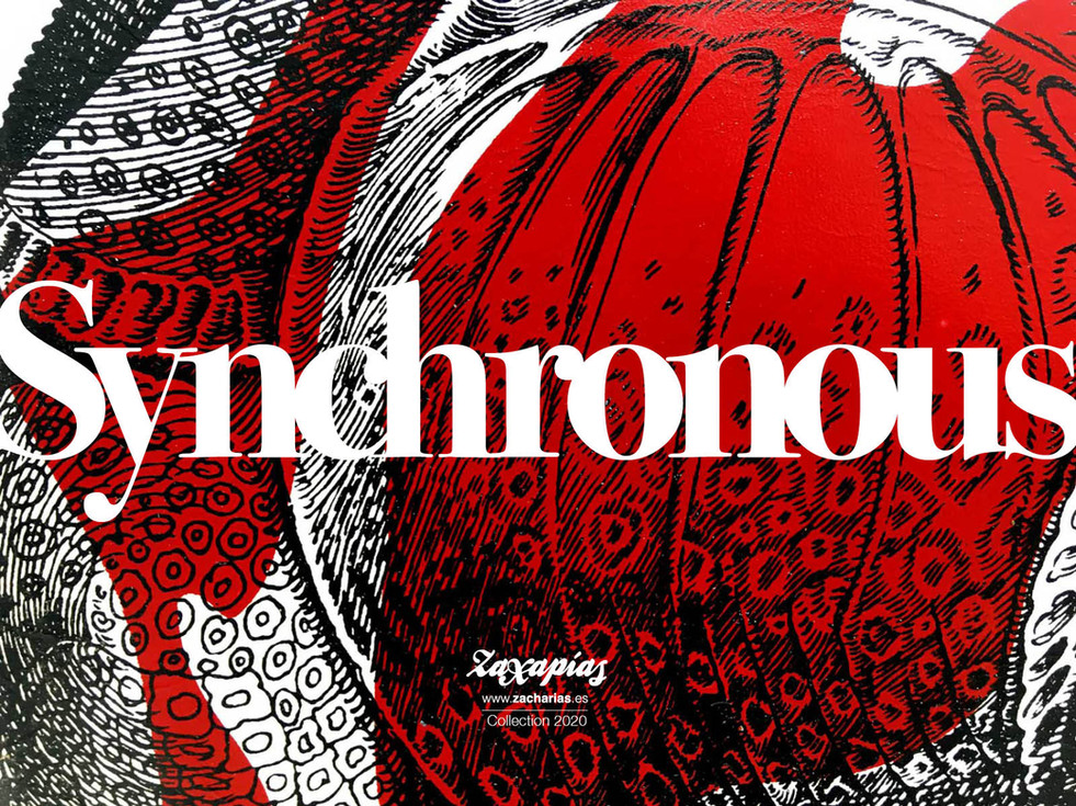 Synchronous : Collection  2020.jpg