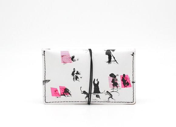 Leather pouch purse portfolio envelope. Hersonissos