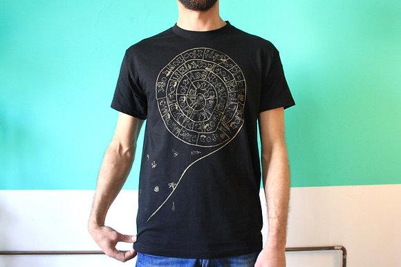 Phaistos Disc, T-shirt