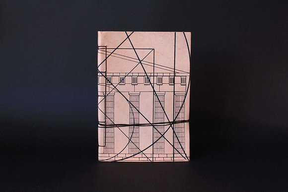 Golden Ratio, Leather Notebook A5