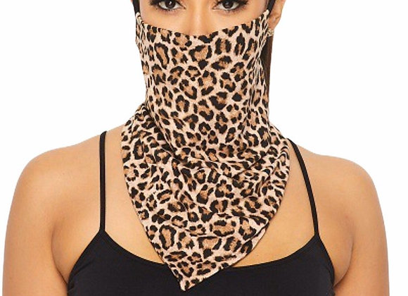 Face Cover With Ear Loop