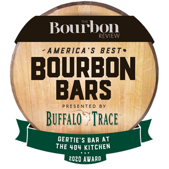 Gertie's Nashville Bourbon Bar Award