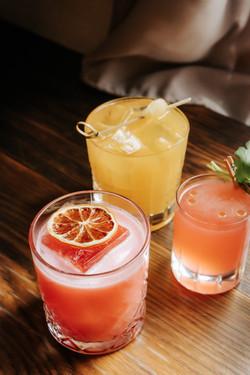 Gertie's Spring 2021 Cocktails