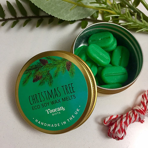 Christmas Tree Soy Wax Melts