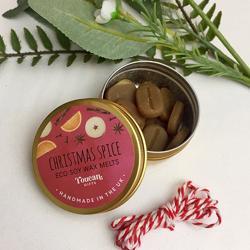 Christmas Spice Soy Wax Melts