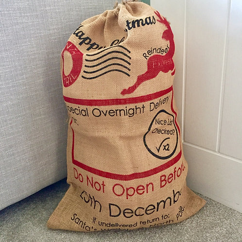 Jute Special Delivery Sack