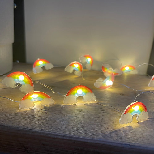 Rainbow Wire Lights