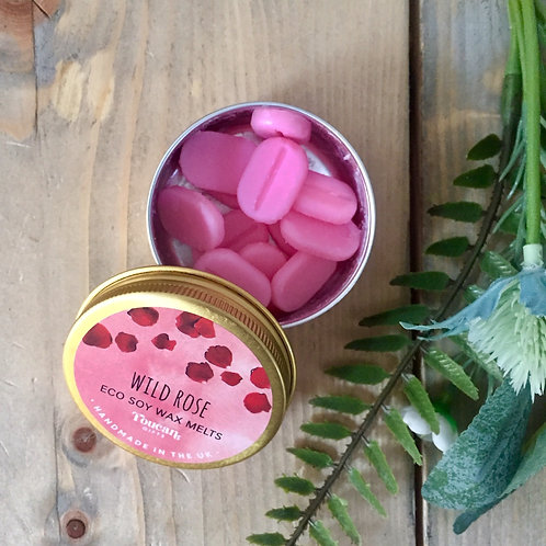 Wild Rose Soy Wax Melts