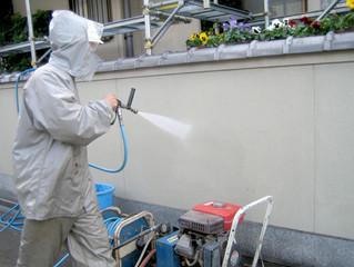 外壁洗浄の大切さ
