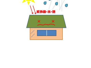 屋根塗装のタイミング