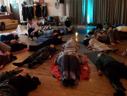 IDB weekend session in Wivenhoe 21/1/2017 - Update