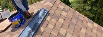 Capstone Exteriors & Roofing - Ridge Vent