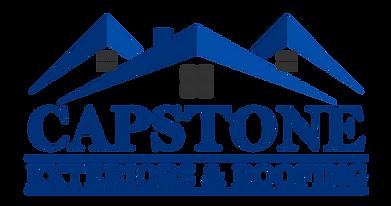 Capstone Exteriors & Roofing Logo