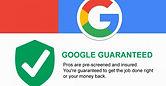Google Guaranteed Program