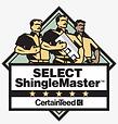 CertainTeed Select Shingle Master