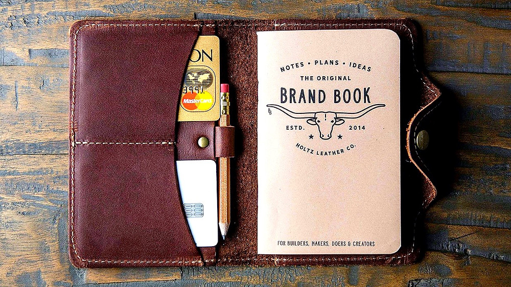 Holtz Leather Co. The Logbook   $159
