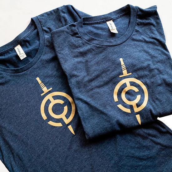 Women's Crew Cut C&D Shirt