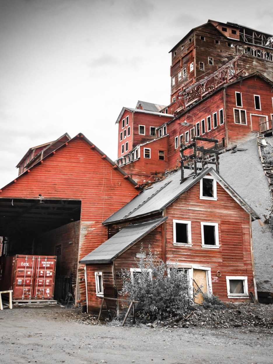 Walkabout Prints Kennecott Mines   from $29
