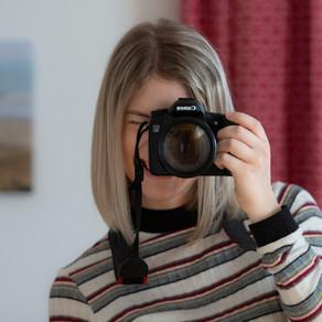Fotografin mit Leib und Seele
