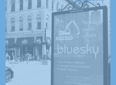 MEDIA ALERT:   Bluesky Strategy Group's Political Experts on Call