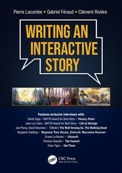 Writing an Interactive Story (2020, Pierre Lacombe, Gabriel Feraud , Clement Riviere)