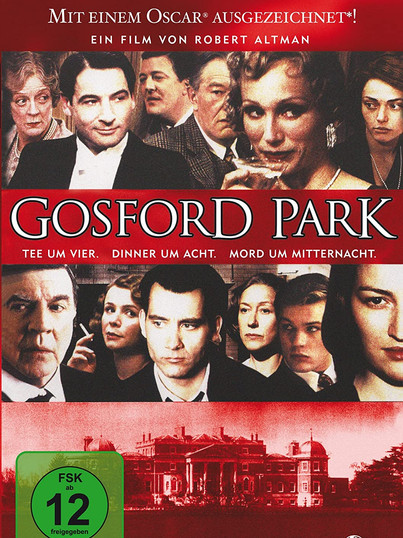 Gosford Park (2002, Robert Altman)