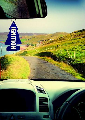 Ignition (2012-2013, Shetland Arts)