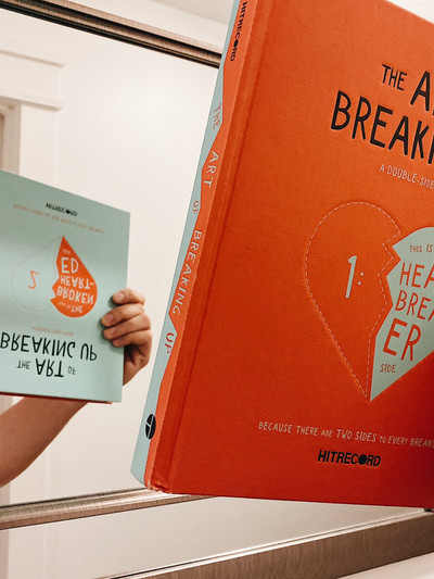 The Art Of Breaking Up (2020, HitRecord)