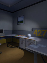 The Stanley Parable (2013, Galactif Cafe)