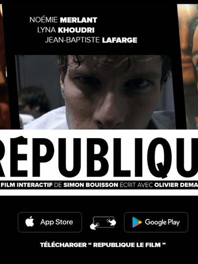 Republique (2019, Simon Bouisson)