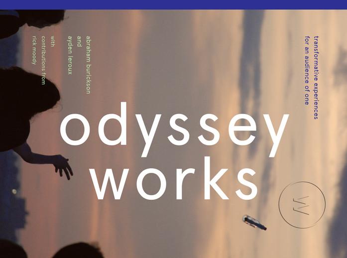 Odyssey Works (2001-Present, Abraham Burickson and Ayden LeRoux)