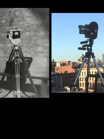 Man with the Movie Camera global remake (2007, Perry Bard)