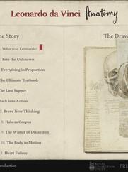 Leonardo da Vinci: Anatomy (2012, Touch Press Inc)