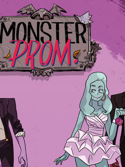 Monster Prom (2018, Beautiful Glitch)