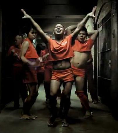 Prison Dance (2012, Romeo Candido)